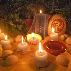 Velas y Rituales